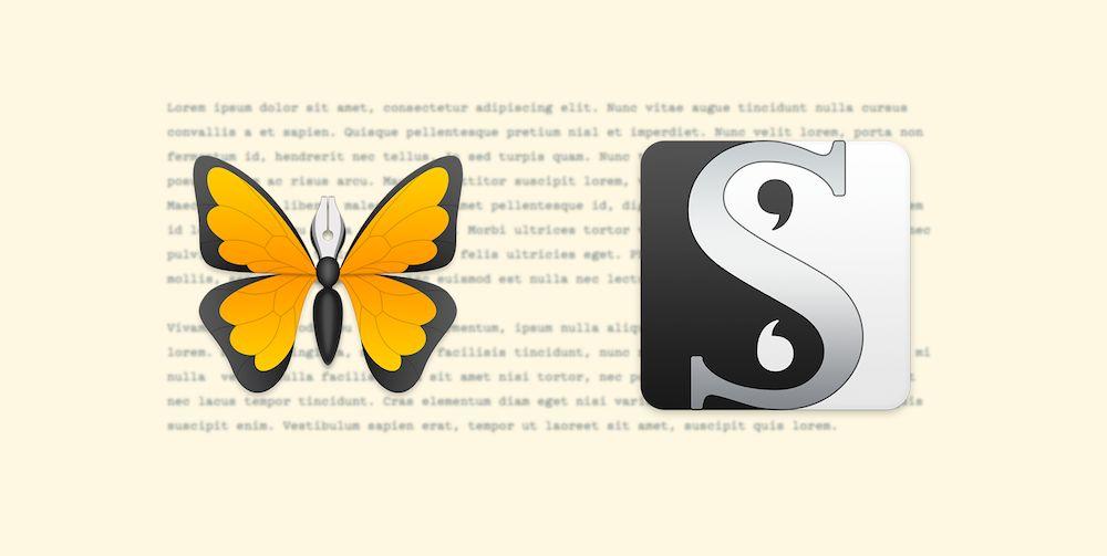 ulysses vs scrivener