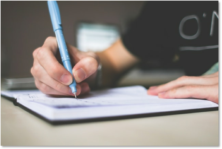 ways to practice writing