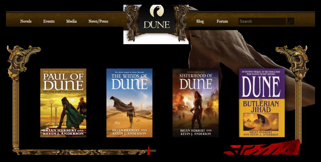 Frank Herbert's novel Dune