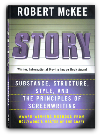Story: Substance, Structure, Style and the Principles of Screenwriting.