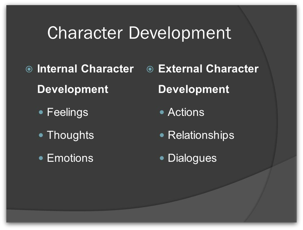 character development types