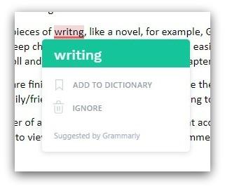 terrible writing advice