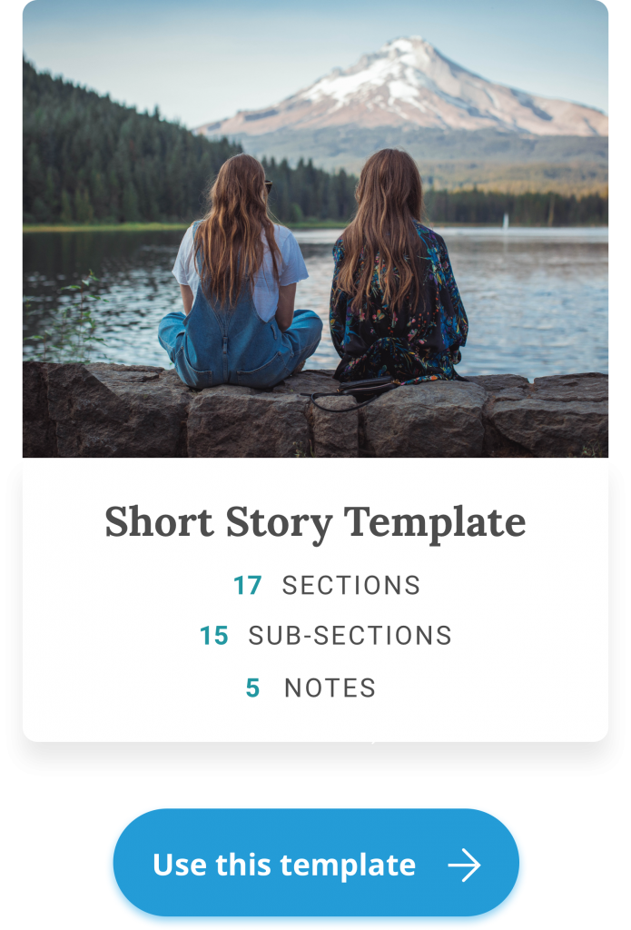 short story template