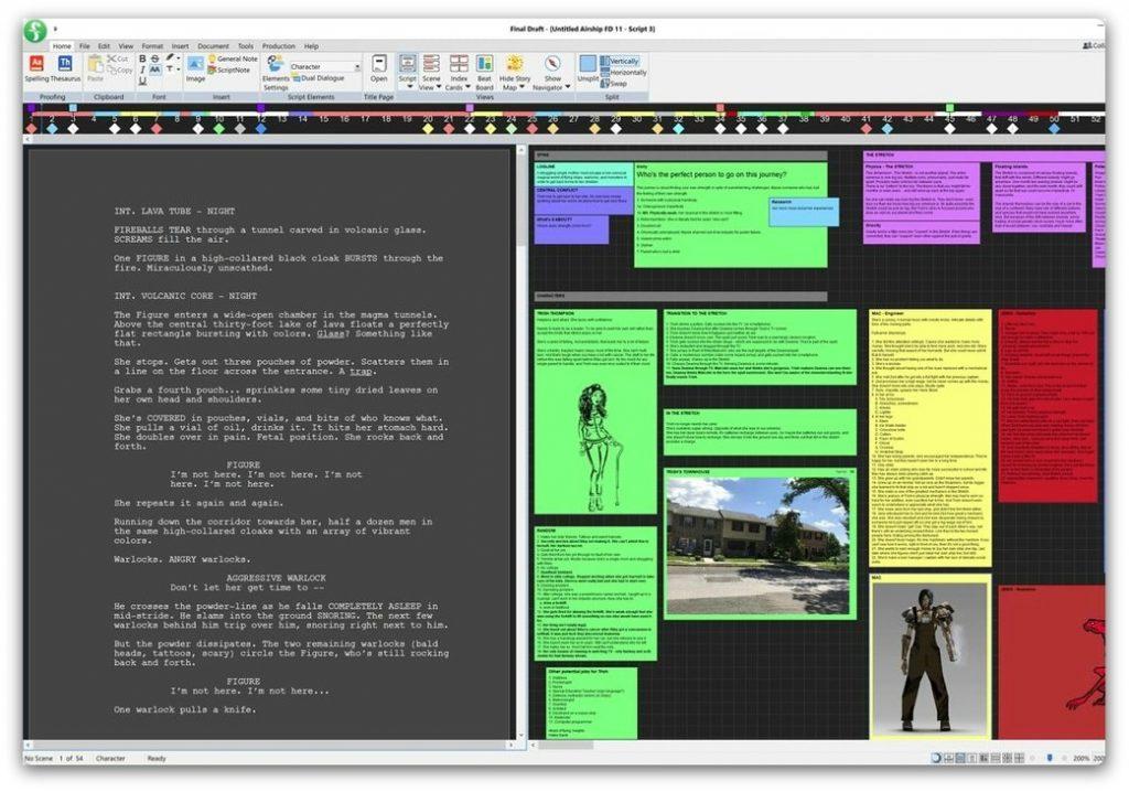 final draft software
