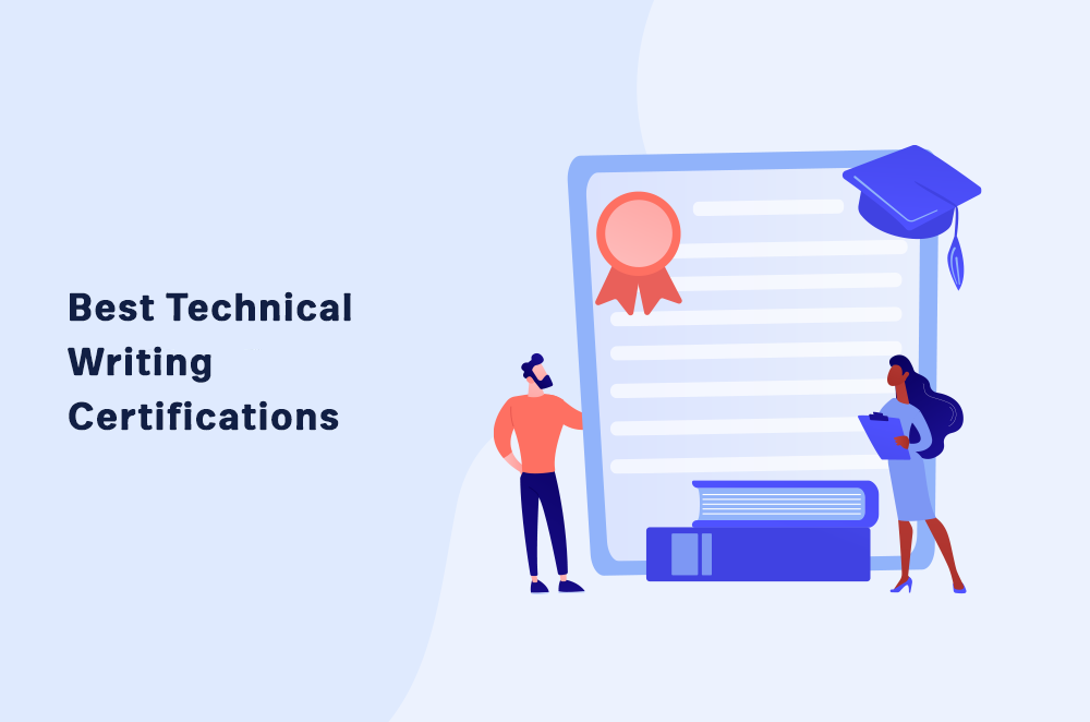 4 Top Technical Writing Certifications in 2021