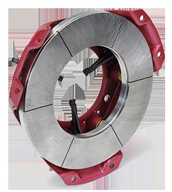 RAM CLUTCH 1361 Clutch Disc 5135 Iron 1-3//8-10 Spline