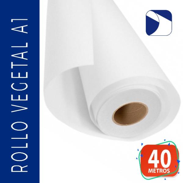 Rollo Papel Vegetal 61 cm