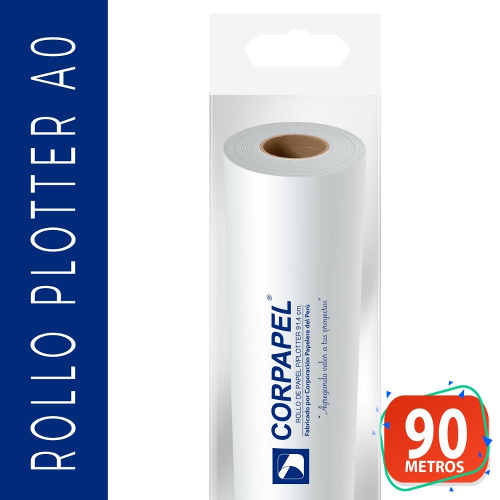 Rollo Plotter 91.4 cm x 90 m