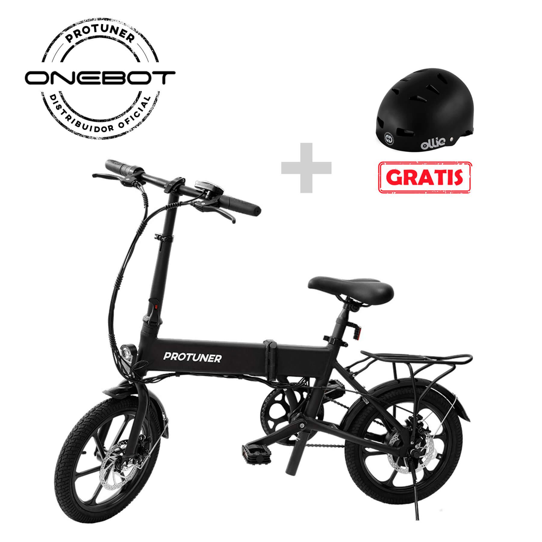 PROTUNER BICICLETA ELÉCTRICA EX ARO 16