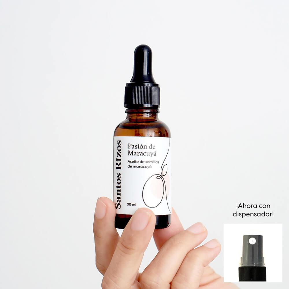 Aceite Natural de Maracuyá 30ml
