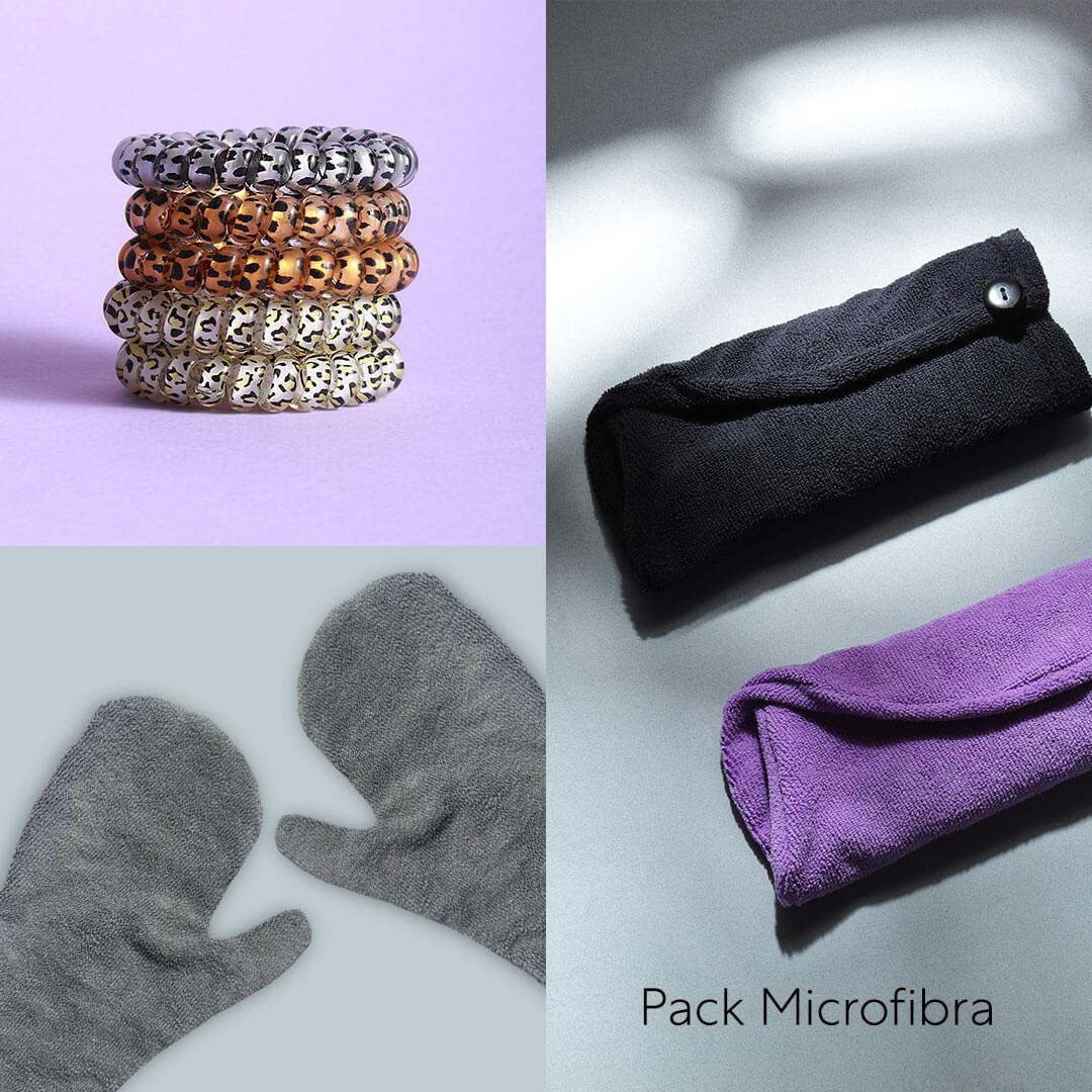 Pack Microfibra