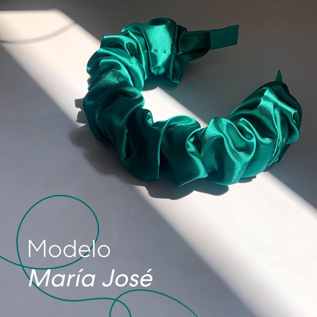 Vincha María José