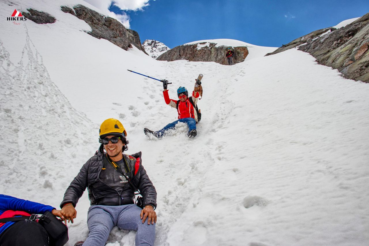 Nevado Rajuntay - Junín - fullday