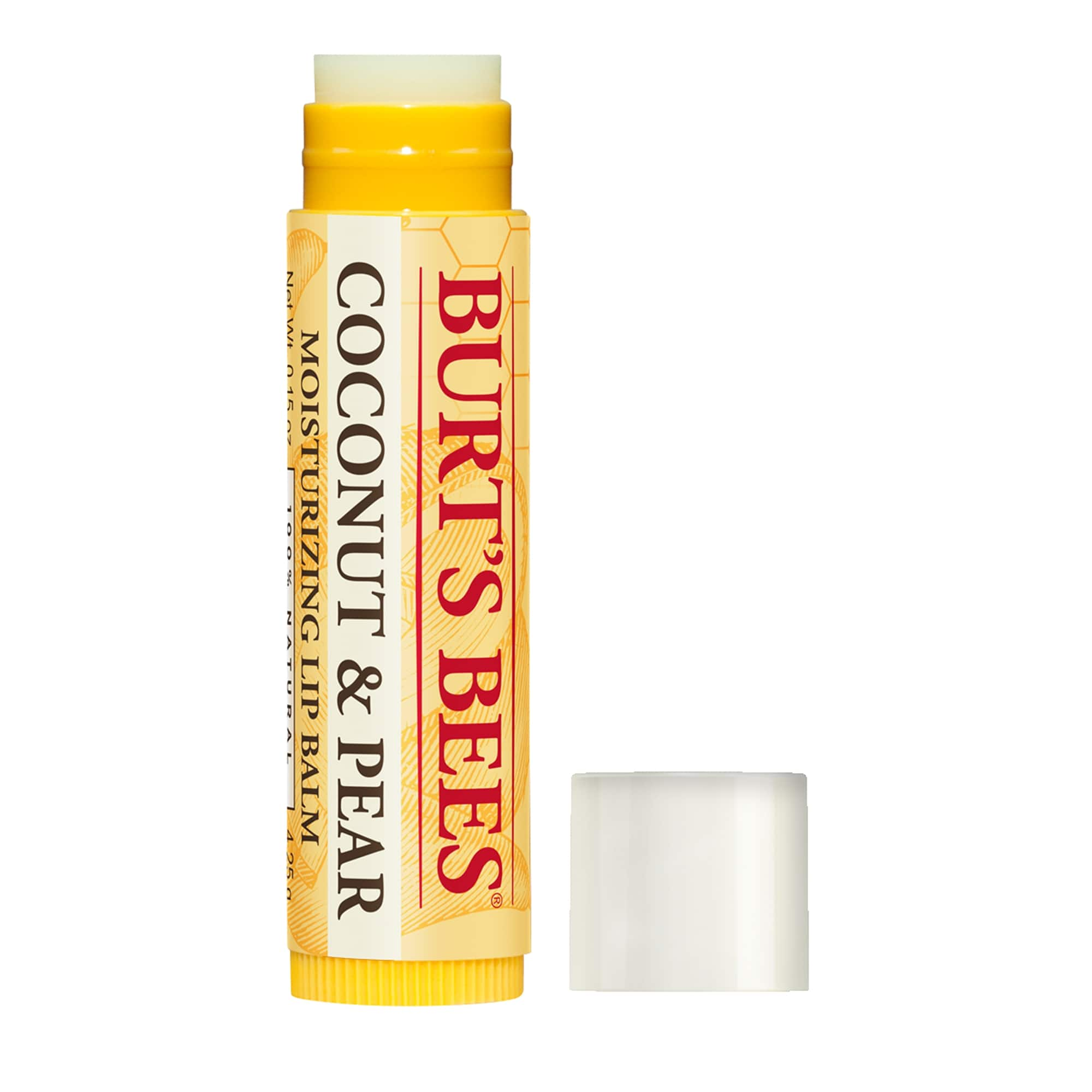 BALSAMO LABIAL COCONUT AND PEAR 4.25G BURTS BEES