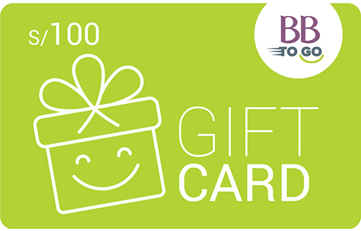 GIFT CARD S/100 VERDE