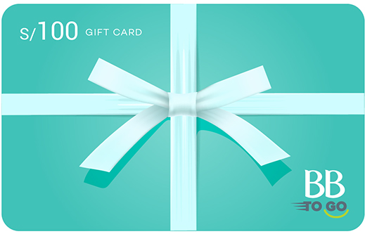 GIFT CARD S/100 AZUL