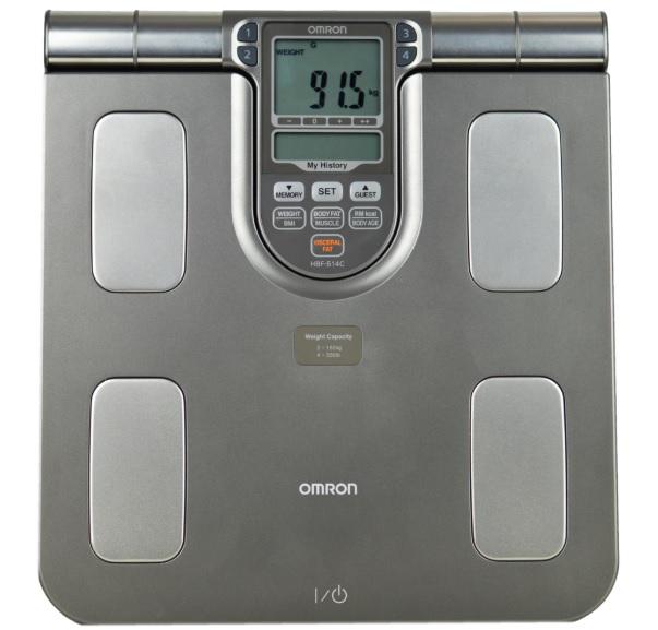 Balanza con Sensor de Cuerpo Completo HBF-514 OMRON