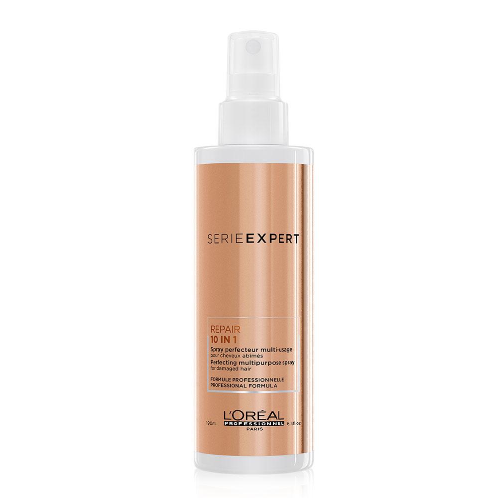 Spray 10 en 1 L'Oréal Professionnel Absolut Repair Quinua 190 ml