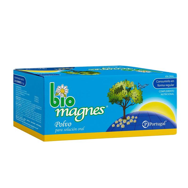 BIOMAGNES - 33 Sobres X 2g C/U