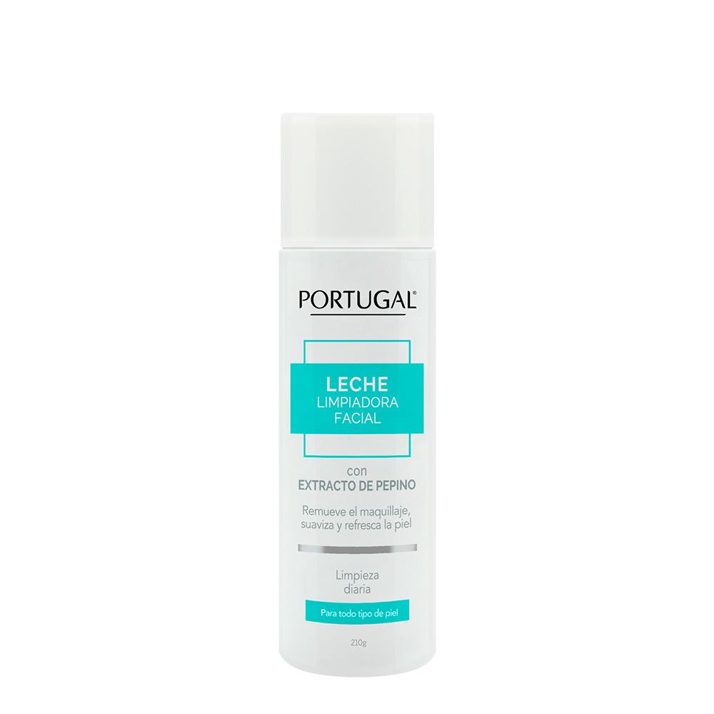 Leche Limpiadora Facial con Extracto de Pepino x 220g Portugal Cosmetics