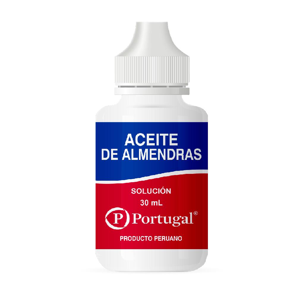 ACEITE DE ALMENDRAS 30 ML
