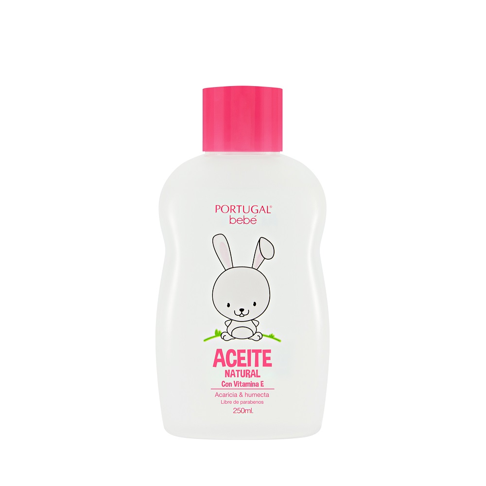 Aceite para Bebés x 250ml Portugal Bebé