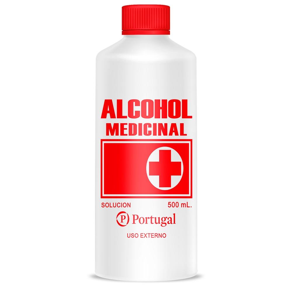 ALCOHOL 70º 500 ML