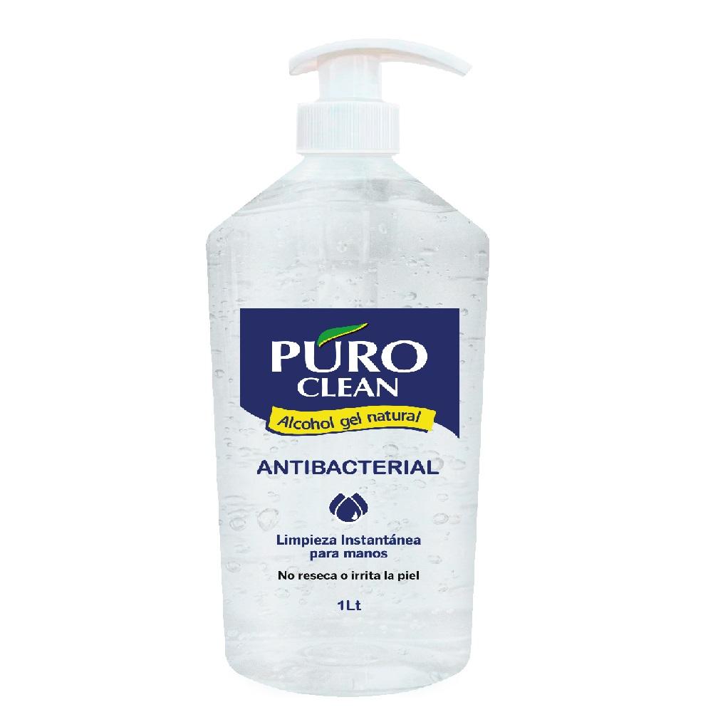 Alcohol en Gel Puro Clean x 1L Portugal Cosmetics