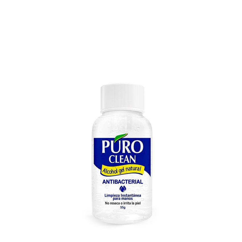 Alcohol en Gel Puro Clean x 55g Portugal Cosmetics