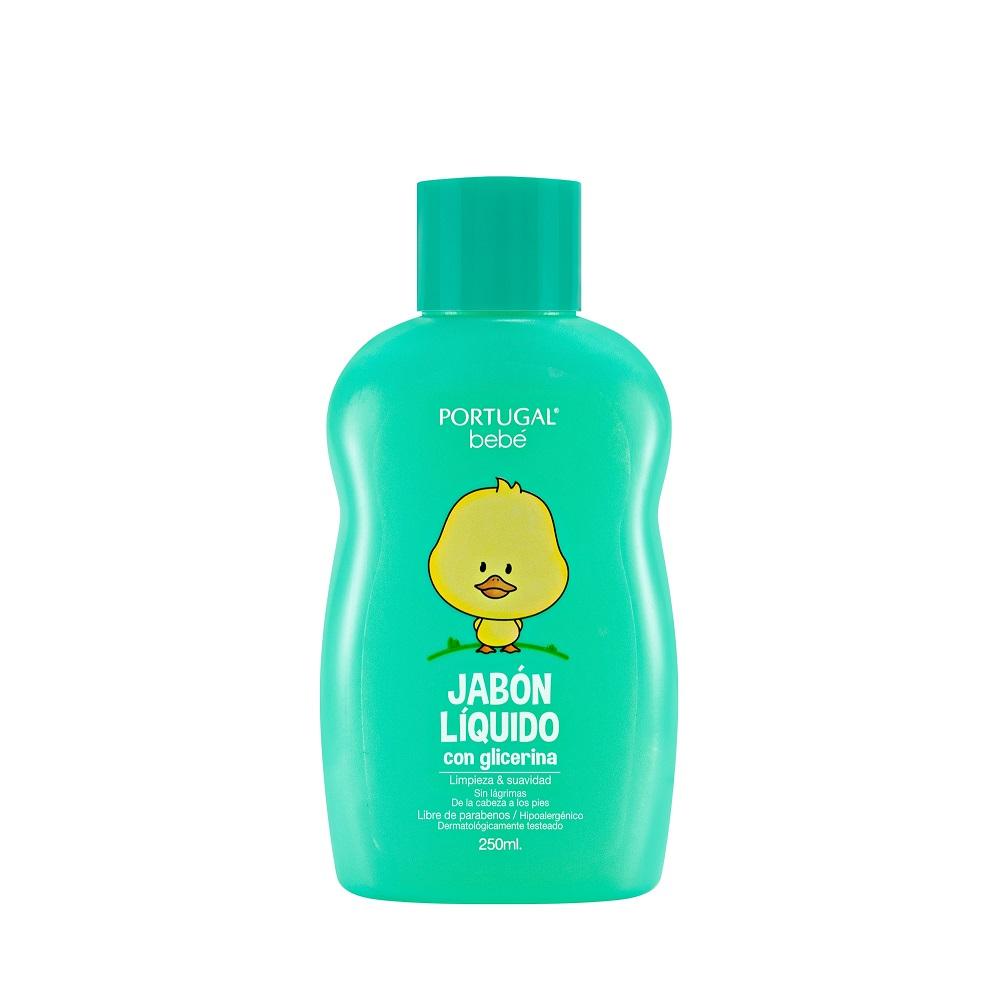 Jabón Líquido para Bebés 250ml Portugal Bebé