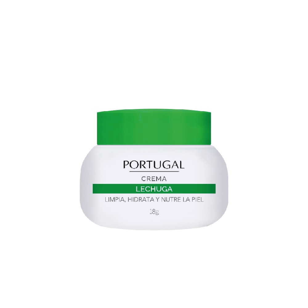 Crema de Lechuga x 18g Portugal Cosmetics