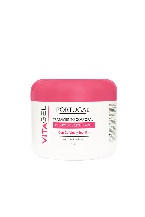 Crema Reductora Vitagel x 500g Portugal Cosmetics