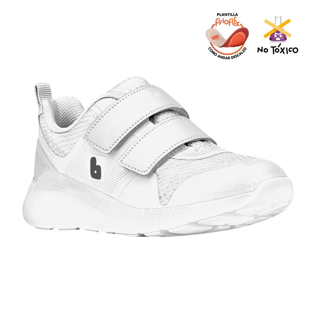 Zapatilla Bibi Evolution Blanco Para Unisex