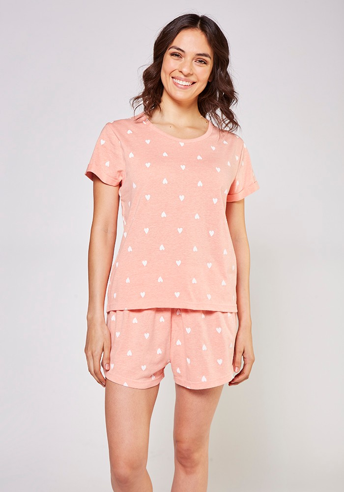 Pijama Dama 70.836 Algodón