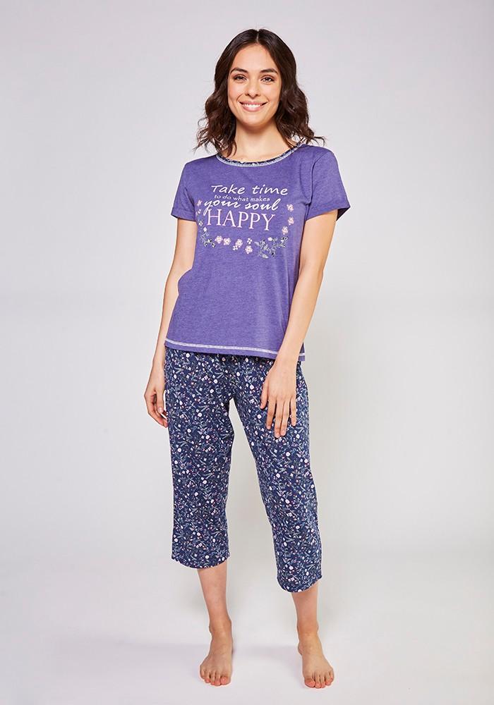 Pijama Dama 70.838 Algodón