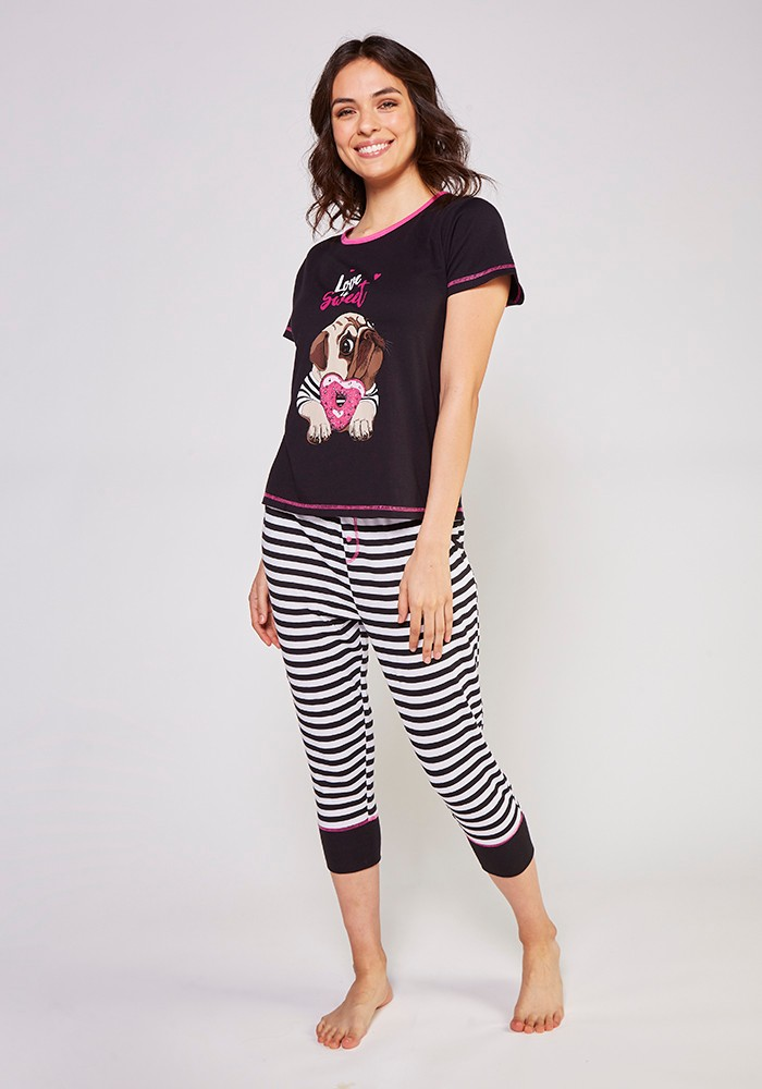 Pijama Dama 70.840 Algodón