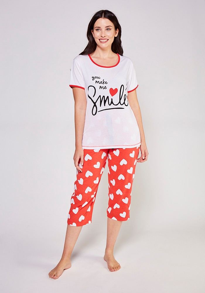 Kayser Pijama Dama 70.841 Algodón