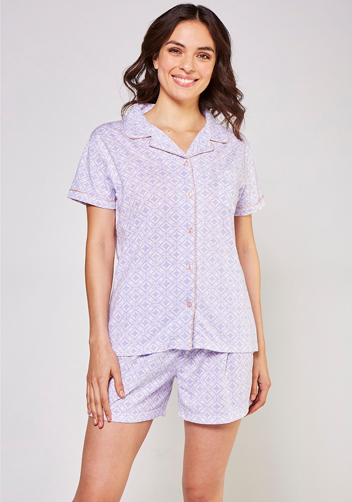 Pijama Dama 70.846 Algodón
