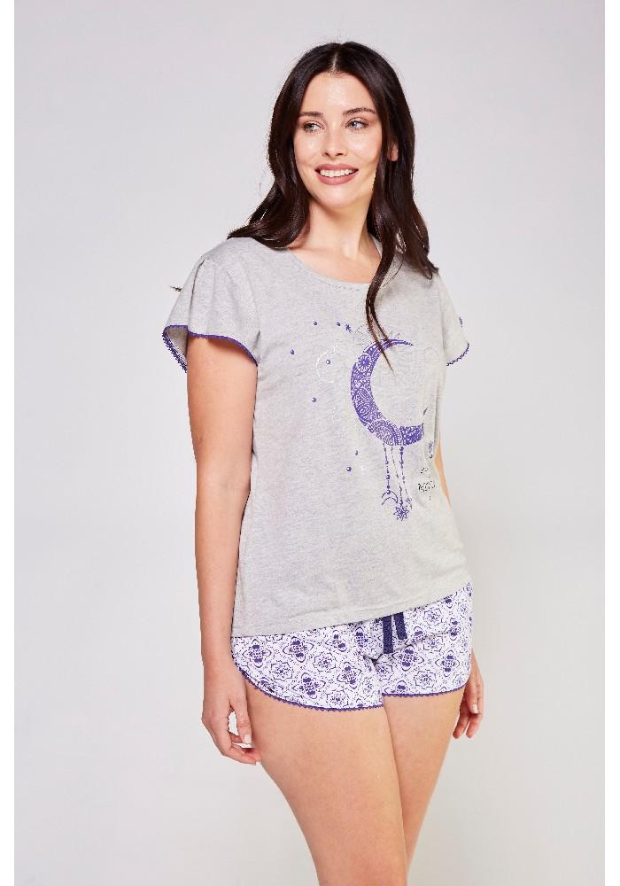 Pijama Dama 70.847 Algodón