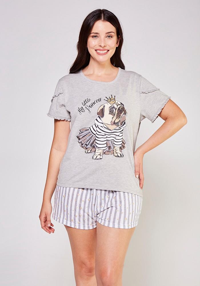 Pijama Dama 70.864 Algodón