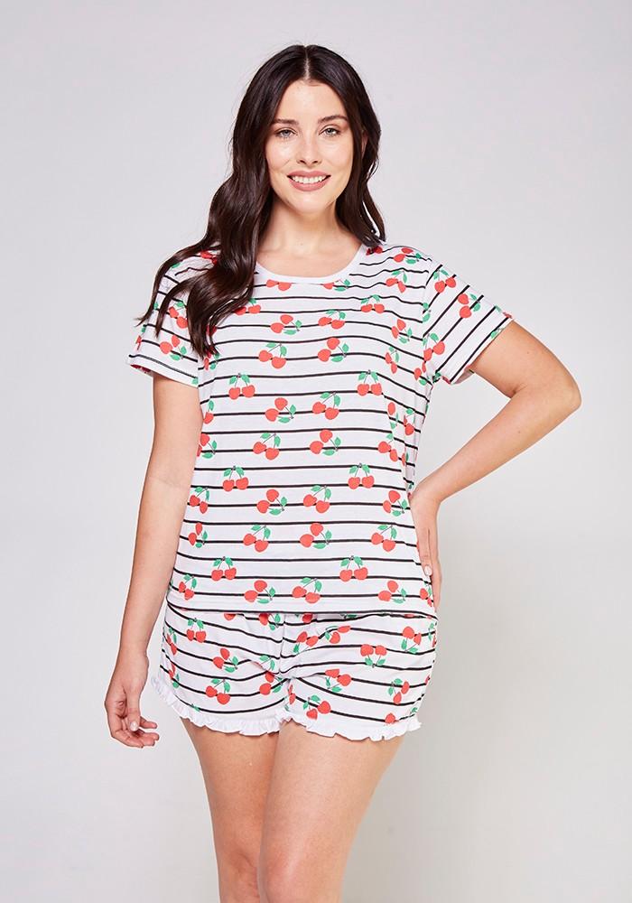 Pijama Dama 70.871 Algodón