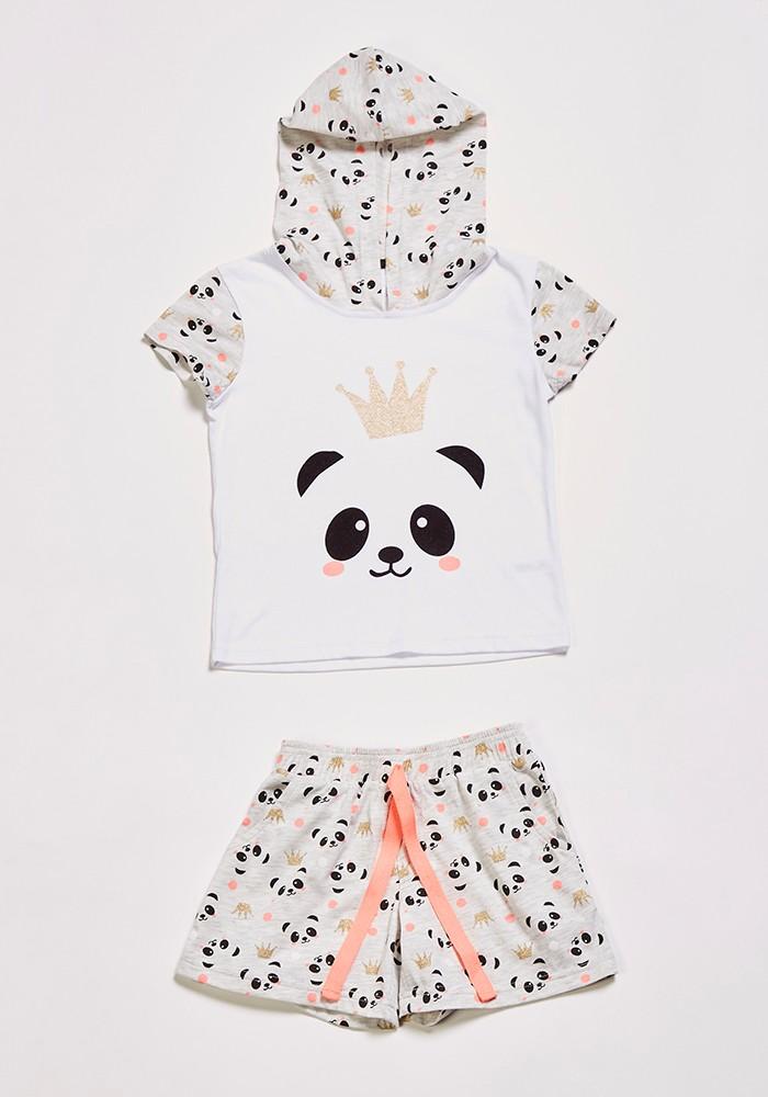 Pijama Niña 73.862 Algodón