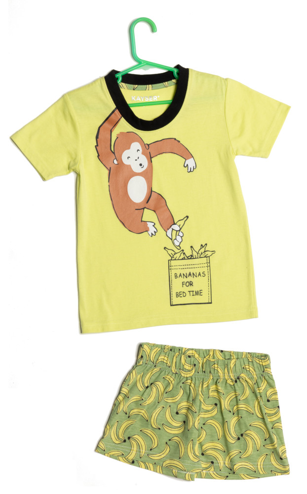 Pijama Niño 74.673 Algodón
