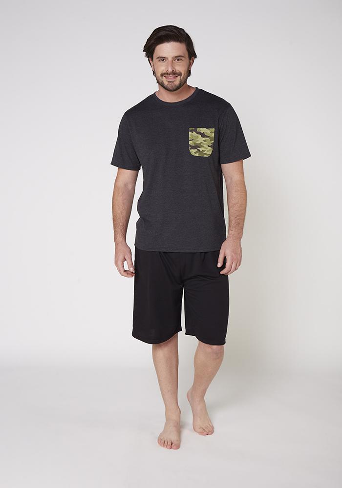 Short Caballero Homewear 7450 Poliester