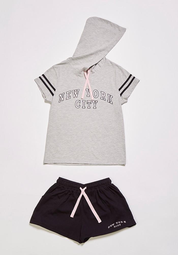 Pijama Juvenil Mujer 75.859 Algodón