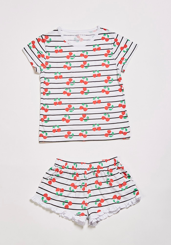 Pijama Juvenil Mujer 75.871 Algodón