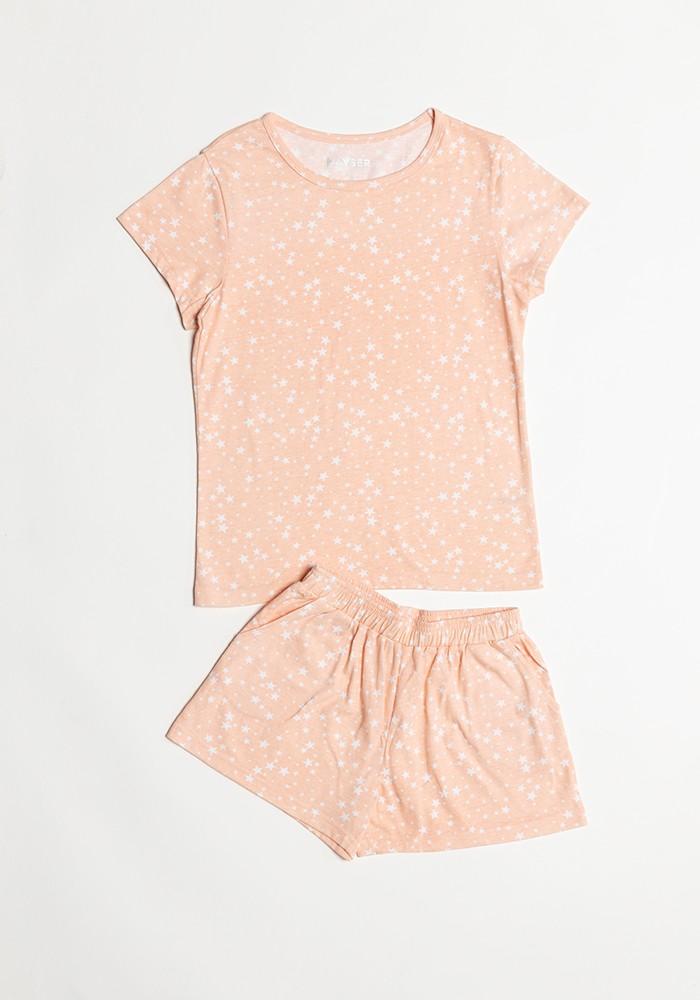 Pijama Juvenil Mujer 75.872 Algodón
