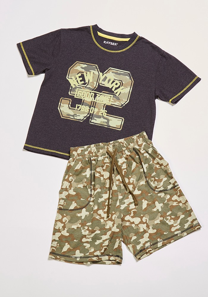 Pijama Juvenil Hombre 76.661 Algodón