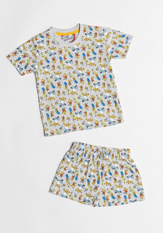 Pijama Niño S7461 Algodón