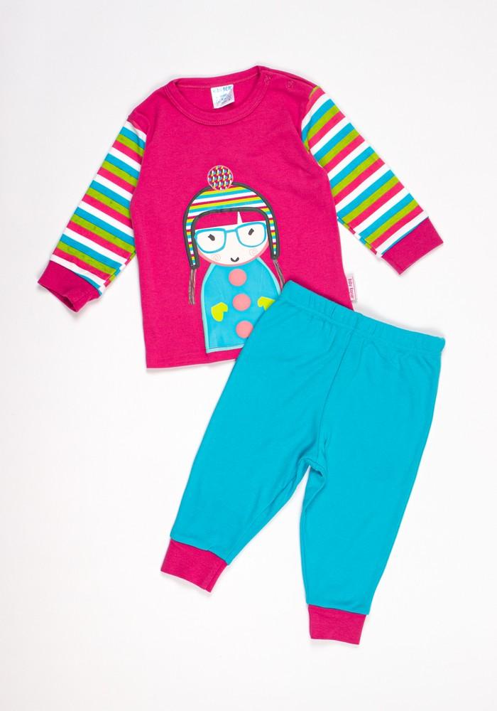 Pijama Niña Algodón 00.625